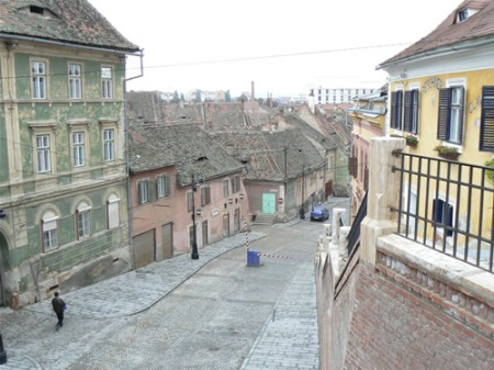 sight in sibiu