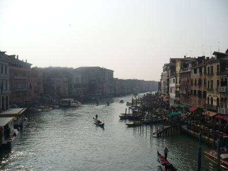 venetia canale grande